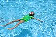 Детский жилет для плавания желтый с зеленым, фото 4