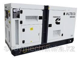 Дизельный генератор Alteco S80 CMD