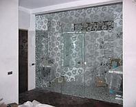 Изготовление стеклянной перегородки для дома, квартиры, комнаты