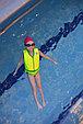 Детский жилет для плавания желтый с зеленым, фото 2
