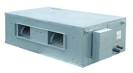 Канальный кондиционер Gree FGR30Pd/DNa-X (Invertor), фото 2
