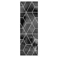 Плитка облицовочная декоративная KE AS5D 750x250 черная