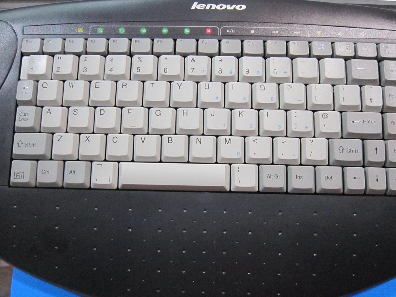 Клавиатура беспроводная Lenovo, Алматы