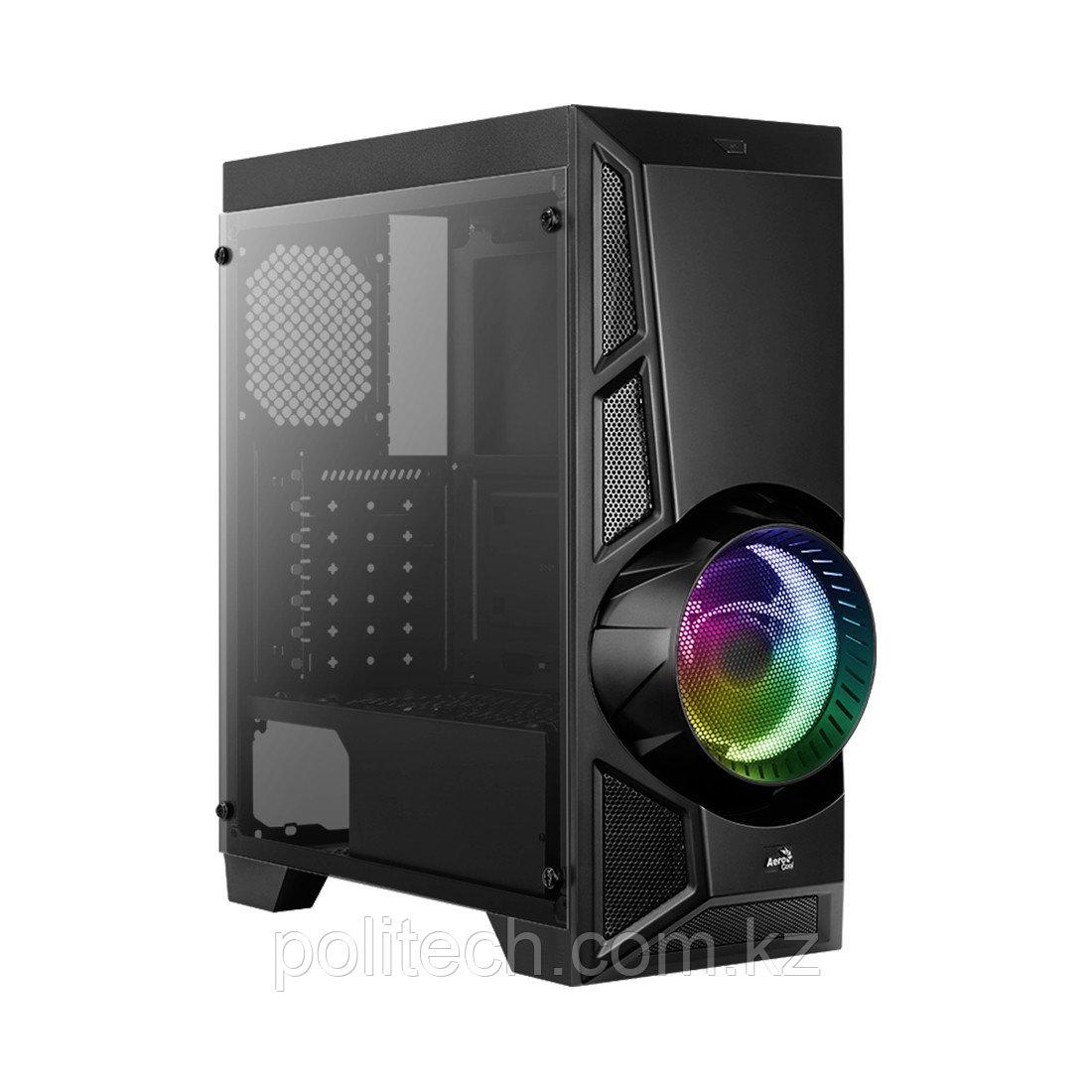 Компьютерный корпус Aerocool AeroEngine RGB без Б/П