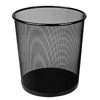 Металлическое ведро для мусора 8 литров