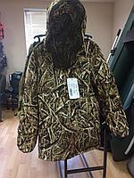 Костюм для охоты и рыбалки летний Антигнус-Люкс с ловушками и пыльниками Размеры от44до64