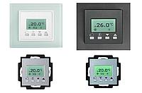 Комнатные контроллеры / терморегуляторы WRF06 LCD VV_DI4, WRF06 x, WRF06 INC