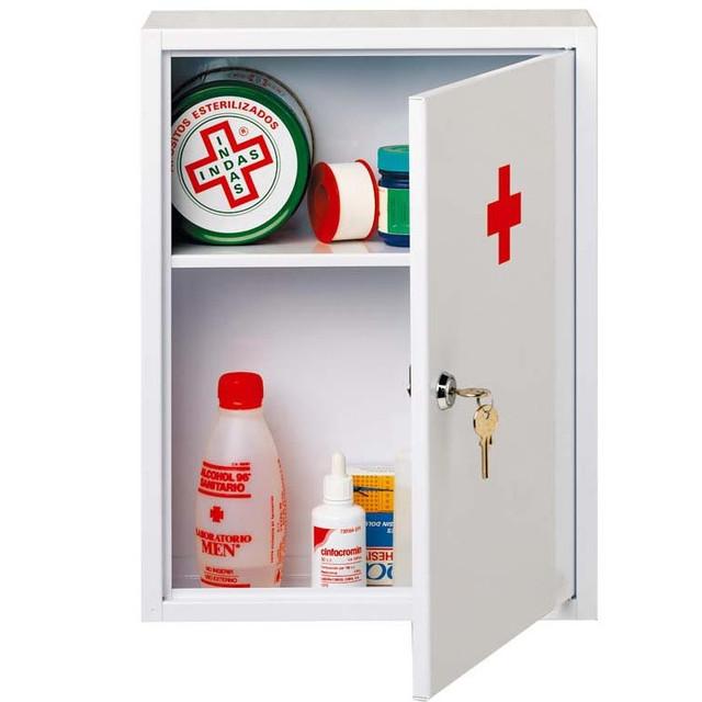 Аптечный шкаф для медикаментов на заказ купить