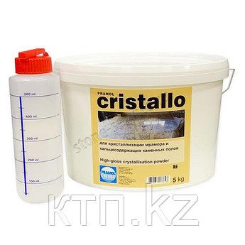 Кристаллизатор мрамора Cristallo   Pramol, ведро 5кг.