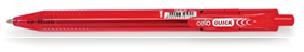 Ручка шариковая Cello Quick, красный ОРИГИНАЛ, фото 2