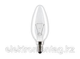 Лампа свеча 60 Вт Е14