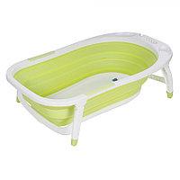 Детская ванна складная Pituso 85 см зеленая, фото 1