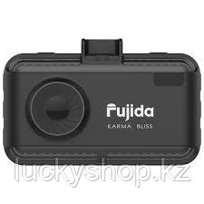 Видеорегистратор с радар-детектором Fujida Karma Bliss WiFi, GPS, ГЛОНАСС, фото 2