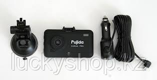 Fujida Karma Pro WiFi - видеорегистратор с GPS радар-детектором и WiFi-модулем, фото 2