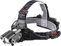 Налобный фонарь Police W-602 с фокусировкой