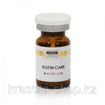 Концентрат с биотином BIOTIN CARE KOSMOTEROS, 6 мл