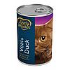 Влажный корм для кошек Lovely Huntrer Adult Veal&Duck с телятиной и уткой