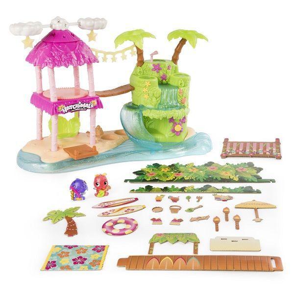 """Игровой набор Hatchimals """"Тропический остров"""""""