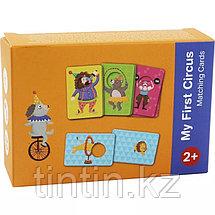 Карточки на сопоставления - Цирк, фото 2