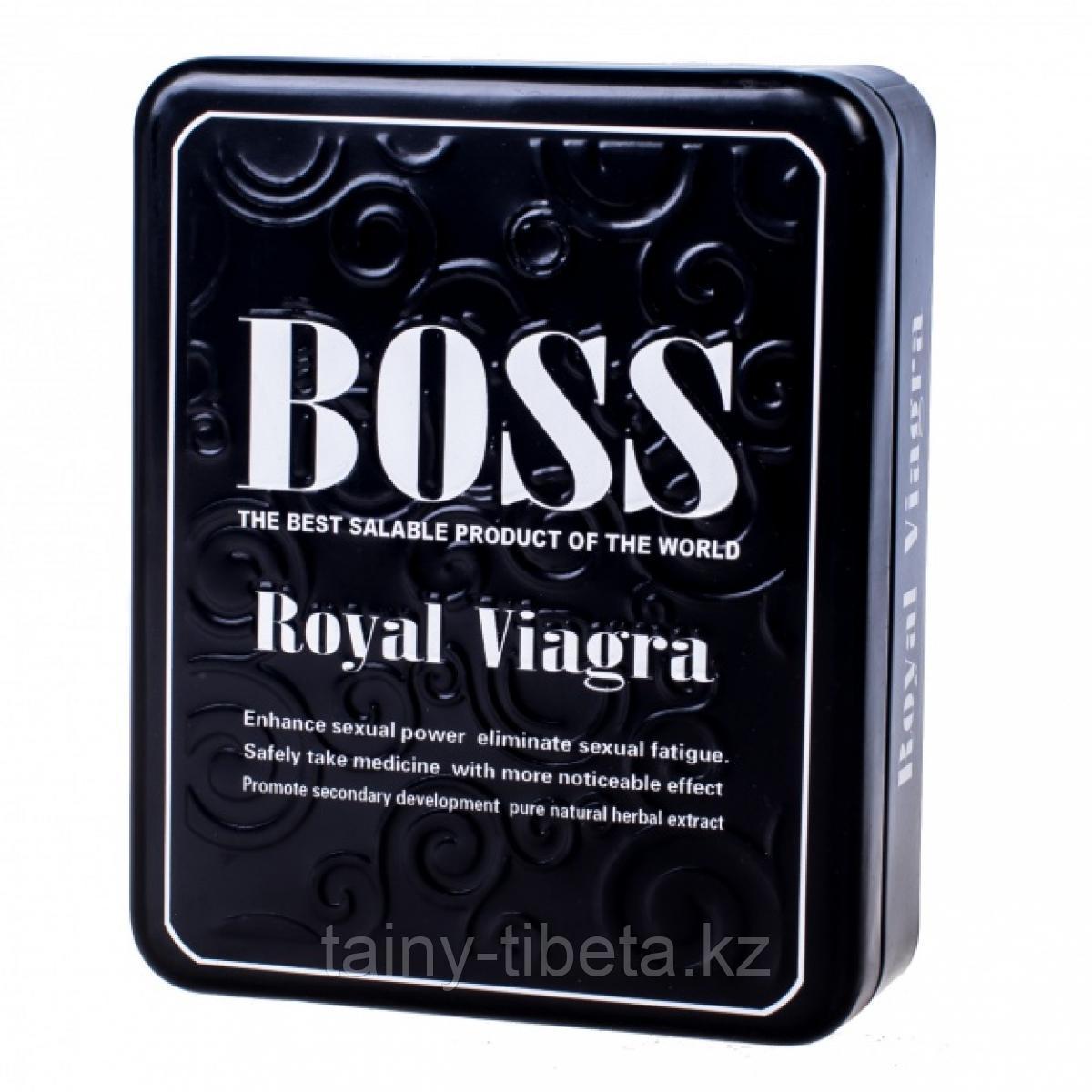 Препарат возбуждающий Boss Royal