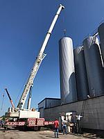 АРЕНДА АВТОКРАНА LIEBHERR 140 тонн