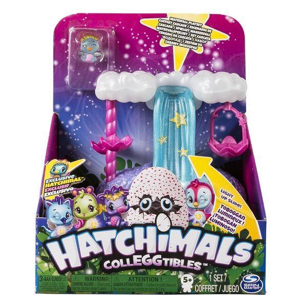 """Игровой набор Hatchimals """"Блестящая сцена, водопад желаний"""" - фото 2"""