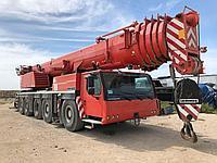 Услуги аренды автокрана LIEBHERR 220 тонн