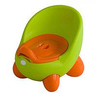 Детский горшок ЛУНОХОД Зеленый (Pituso, Испания)