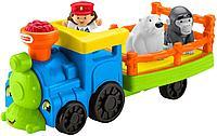 Интерактивная игрушка для детей «Веселый паровозик», фото 1