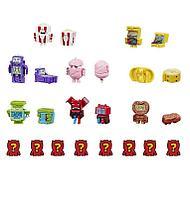 Игровой набор Ботботс (16 трансформеров)