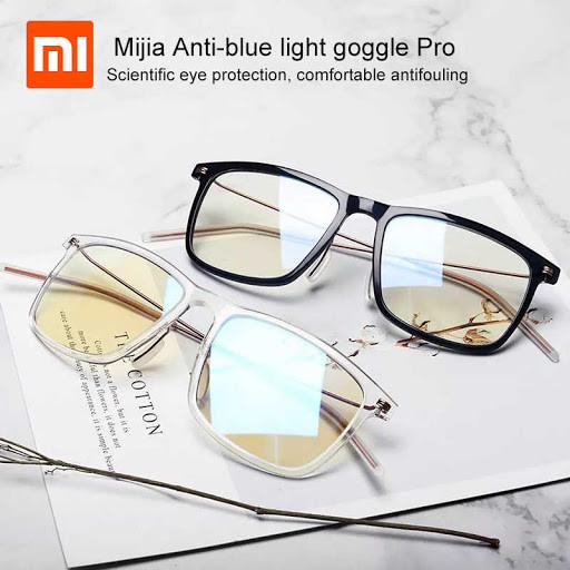 Компьютерные очки Xiaomi MiJia Blu-ray Goggles Pro (темно-синий)