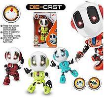 Игрушка робот Die-cast
