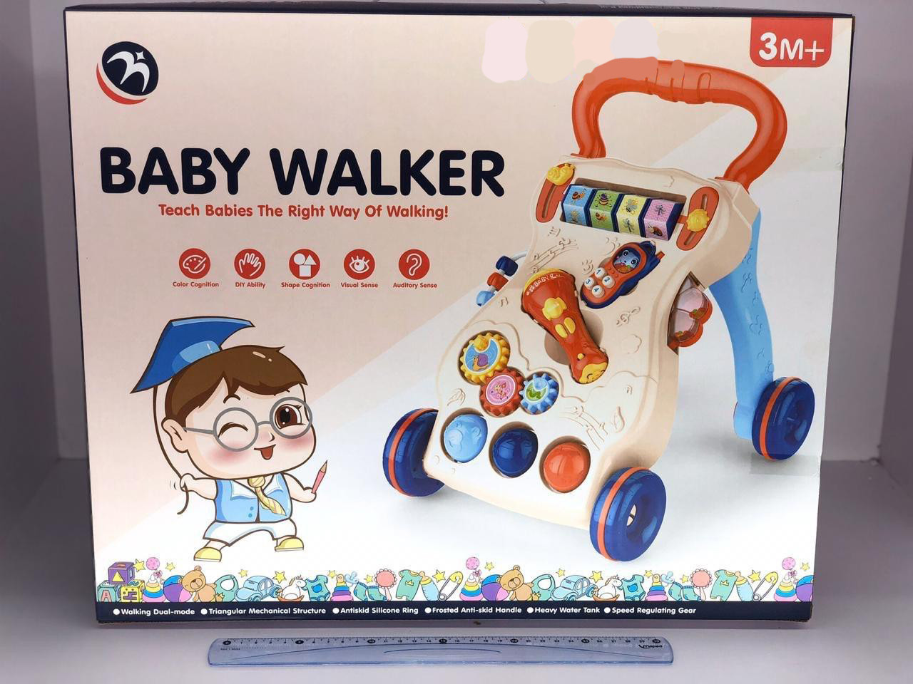 Ходунки для ребёнка Baby Walker