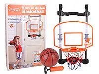 Доска для баскетбола набор + мяч, сетка, насос NO.39881B