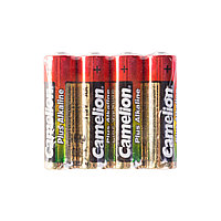 Батарейка CAMELION LR6-SP4 Plus Alkaline AA 1.5V 2800 mAh 4 шт. Плёнка
