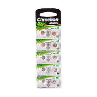 Батарейка CAMELION AG5-BP10(0%Hg) Alkaline AG5 1.5V 0% Ртути 10 шт. Блистер
