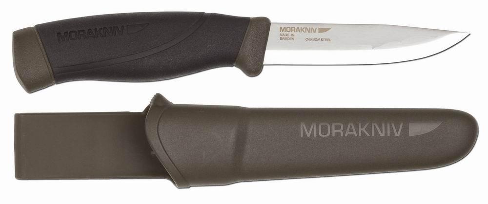Нож туристический MORAKNIV COMPANION HEAVY DUTY углерод. сталь