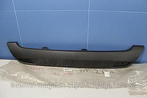 95025414 Юбка заднего бампера для Chevrolet Spark M300 2010-2015 Б/У