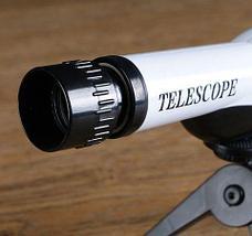 Телескоп настольный детский «Celestial Body» с 3 окулярами различного увеличения, фото 3