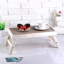 Столик складной деревянный для завтрака «Утро доброе» (Липа), фото 3