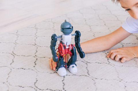 Конструктор робота «Кибер Акробат» {ходит, танцует, кувыркается}, фото 2