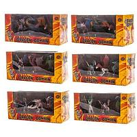 Megasaurs: Игровой набор Драконы (3 штуки в асс.)