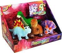 Игровой набор Динозавры (4 шт)