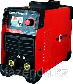 Сварочный аппарат Magnetta MMA-250 IGBT