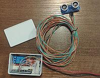 Контроллер дезинфицирующего туннеля на одном датчике приsутsтвия