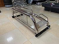 Дуга на багажник хром Hilux (2012-, 2015-)