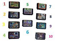 Игры/картриджи/кассеты для SEGA Mega Drive