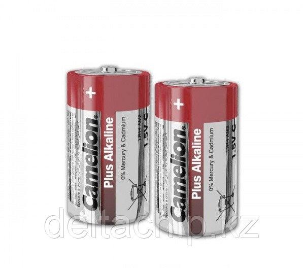 Батарейки C(2ШТ) LR14 CAMELION