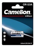 Батарейки CR123A -3.0V CAMELION