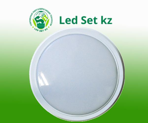 Светильник СПБ-2 210-10 10Вт 800лм IP20 210мм белый ASD